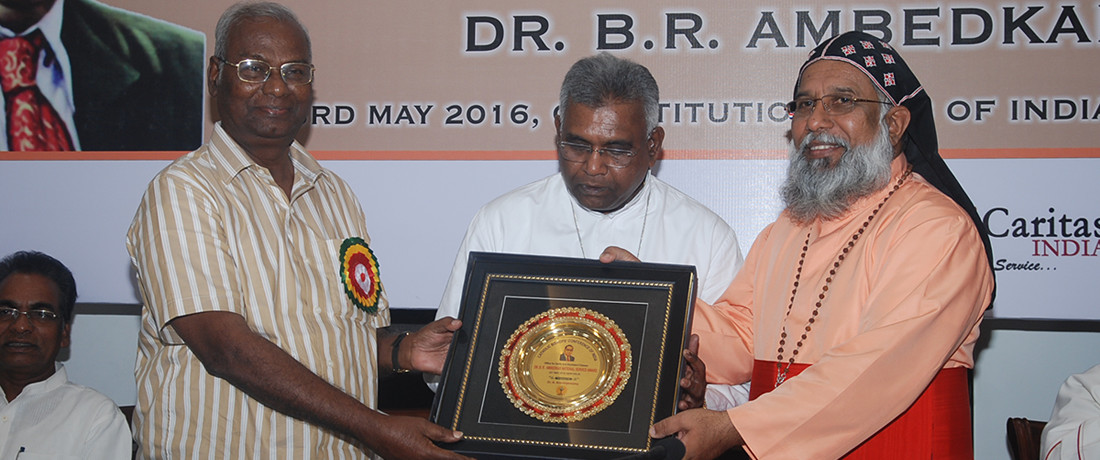 Dr. B.R. Ambedkar National Service Award